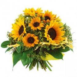 Букет «Sunny greetings»