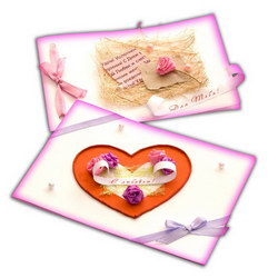 Сувенир «Handmade card»
