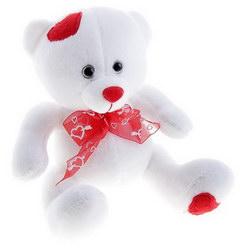 «Teddy bear white»
