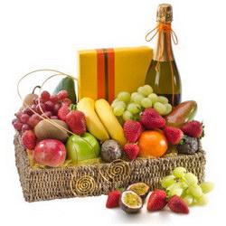 Корзина с продуктами «Gourmand»