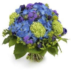 Букет «Style Blue»