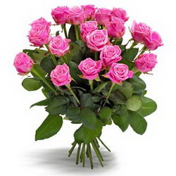 Букет «Gorgeous pink roses»