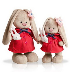 Мягкая игрушка «Mi Bunny with Zaikov»