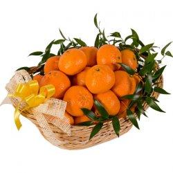 Корзина с продуктами «The vitamins»