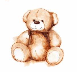 Мягкая игрушка «Happy teddy bear»