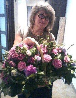 Flowers delivery Penza, Penzenskaia oblast