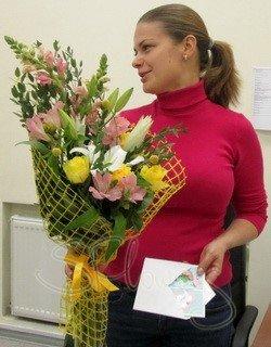 Flowers delivery Sankt-Peterburg, Leningradskaya oblast