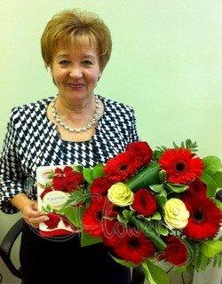 Flowers delivery Saransk, Mordoviia respublika