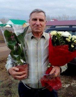 Flowers delivery Bakaly, Bashkortostan respublika