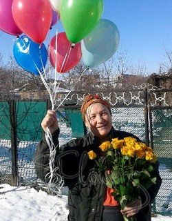 Flowers delivery Leningradskaia, Krasnodarskii krai