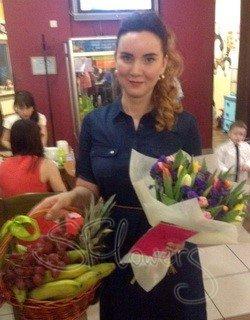 Flowers delivery Nignekamsk, Tatarstan respublika