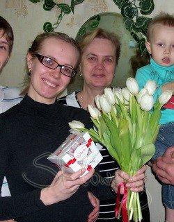 Flowers delivery Novocheboksarsk, CHuvashskaia respublika