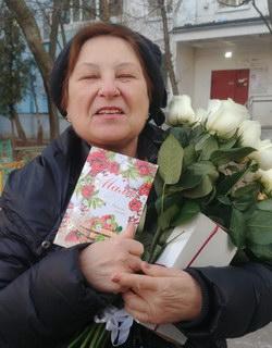 Flowers delivery Krasnoznamensk, Moskovskaia oblast