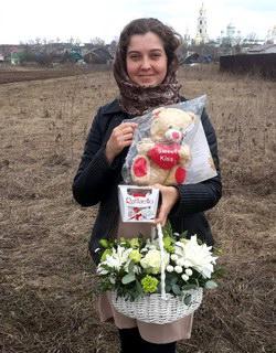 Flowers delivery Diveevo, Nigegorodskaia oblast