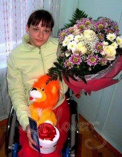 Flowers delivery Anapa, Krasnodarskii krai