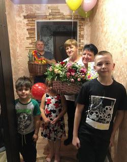 Flowers delivery Karpinsk, Sverdlovskaia oblast