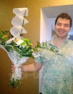Flowers delivery Rostov-na-Donu, Rostovskaia oblast