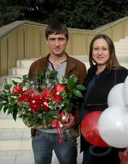 Flowers delivery Adler, Krasnodarskii krai